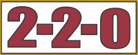 2-2-0!