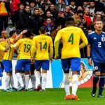 Ставки и прогноз Англия – Бразилия, товарищеский матч, 14.11.2017