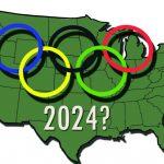 Где пройдет Олимпиада 2024 года
