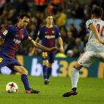 Ставки и прогноз Барселона – Сельта, Кубок Короля, 11.01.2018